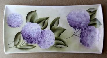 פרחים פורצלן